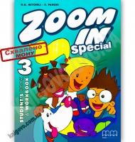 Підручник Англійська мова 3 клас Zoom in Special 3 Авт: Mitchell H.Q. Вид-во: MM Publications