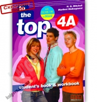 Підручник Англійська мова 11 клас To the Top 4A Авт: Mitchell H.Q. Вид-во: MM Publications