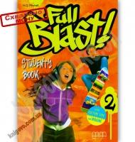 Підручник Англійська мова 6 клас Поглиблений Full Blast 2 Student's Book Авт: Mitchell H.Q. Вид-во: MM Publications