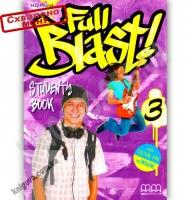 Підручник Англійська мова 7 клас Поглиблений Full Blast 3 Student's Book Авт: Mitchell H.Q. Вид-во: MM Publications