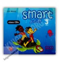 Англійська мова 2 клас Поглиблений Smart Junior 3 Class CD Авт: Mitchell H.Q. Вид-во: MM Publications