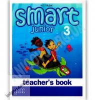 Англійська мова 2 клас Поглиблений Smart Junior 3 Teacher's Book Авт: Mitchell H.Q. Вид-во: MM Publications