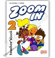 Англійська мова 2 клас Zoom in Special 2 Teacher's Book Авт: Mitchell H.Q. Вид-во: MM Publications