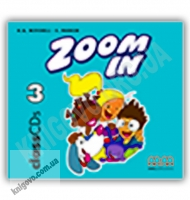 Англійська мова 3 клас Zoom in Special 3 Class CD Авт: Mitchell H.Q. Вид-во: MM Publications