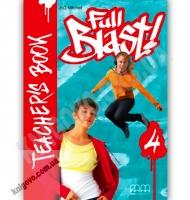 Англійська мова 8 клас Поглиблений Full Blast 4 Teacher's Book Авт: Mitchell H.Q. Вид-во: MM Publications