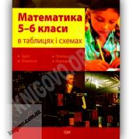 Математика 5-6 класи в таблицях і схемах Авт: Каплун О. Вид-во: Торсінг