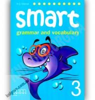 Посібник з граматики Smart Grammar and Vocabulary 3 Авт: Mitchell H.Q. Вид-во: MM Publications