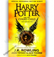 Harry Potter and the Cursed Child Book 8 by J.K. Rowling