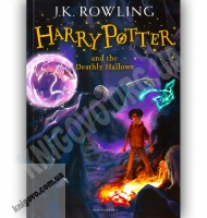 Harry Potter and the Deathly Hallows Book 7 by J.K. Rowling