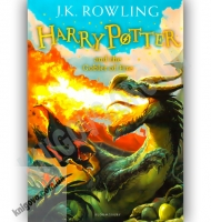Harry Potter and the Goblet of Fire Book 4 by J.K. Rowling