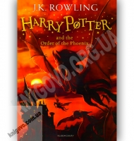 Harry Potter and the Order of the Phoenix Book 5 by J.K. Rowling