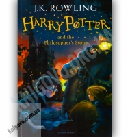 Harry Potter and the Philosopher's Stone Book 1 by J.K. Rowling
