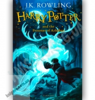 Harry Potter and the Prisoner of Azkaban Book 3 by J.K. Rowling