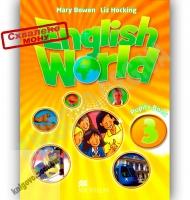 Підручник Англійська мова 3 клас Поглиблений English World 3 Pupil's Book Авт: Mary Bowen, Liz Hocking Вид-во: Macmillan