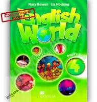 Підручник Англійська мова 4 клас Поглиблений English World 4 Pupil's Book Авт: Mary Bowen, Liz Hocking Вид-во: Macmillan