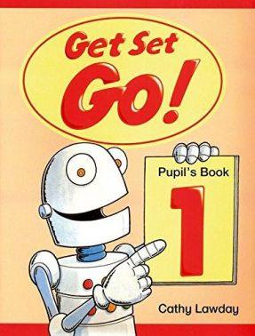 Підручник Англійська мова 1 клас Get Set Go 1 Pupil's Book Авт: Cathy Lawday Вид-во: Oxford