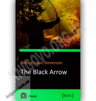 KM Classic The Black Arrow by Robert Louis Stevenson