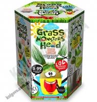 Веселая травка Grass Monsters Head код: GMH0101 Изд: Danko Toys