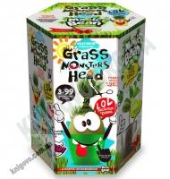 Веселая травка Grass Monsters Head Креативное творчество LOL Код GMH0107 Изд: Danko Toys