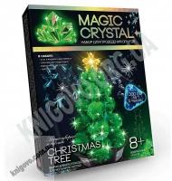 Magic Crystal Растущий кристалл Рождественская ёлочка Код OMC0103 Изд: Danko Toys