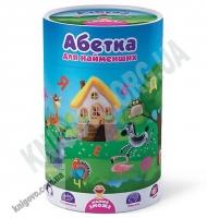 Гра Абетка для найменших в тубусі Код: VT291103 Вид: Vladi Toys