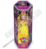 Дизайнерский набор Princess Doll Код CLPD0102 Изд: Danko Toys
