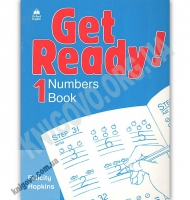 Get Ready! 1 Numbers Book Авт: Felicity Hopkins Вид: Oxford