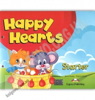 Happy Hearts Starter Авт: Jenny Dooley Virginia Evans Изд: Express Publishing