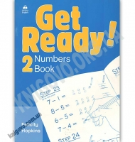 Get Ready! 2 Numbers Book Авт: Felicity Hopkins Вид: Oxford