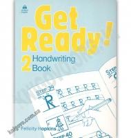 Get Ready! 2 Handwriting book Авт: Felicity Hopkins Вид: Oxford