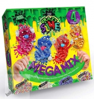 Crazy Slime Mega Mix Ручной лизун Код: SLM 0302 Изд: Danko Toys