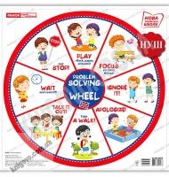 Коло вибору велике Problem Solving Wheel Англійська мова НУШ Вид: Ранок