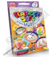 PlayClay Soap Код: PCS-02-03U Вид: Danko Toys