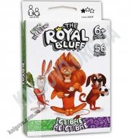 Карткова гра The Royal Bluff Їстівне-неїстівне Вірю Не вірю RBL 02-01U Вид: Danko Toys