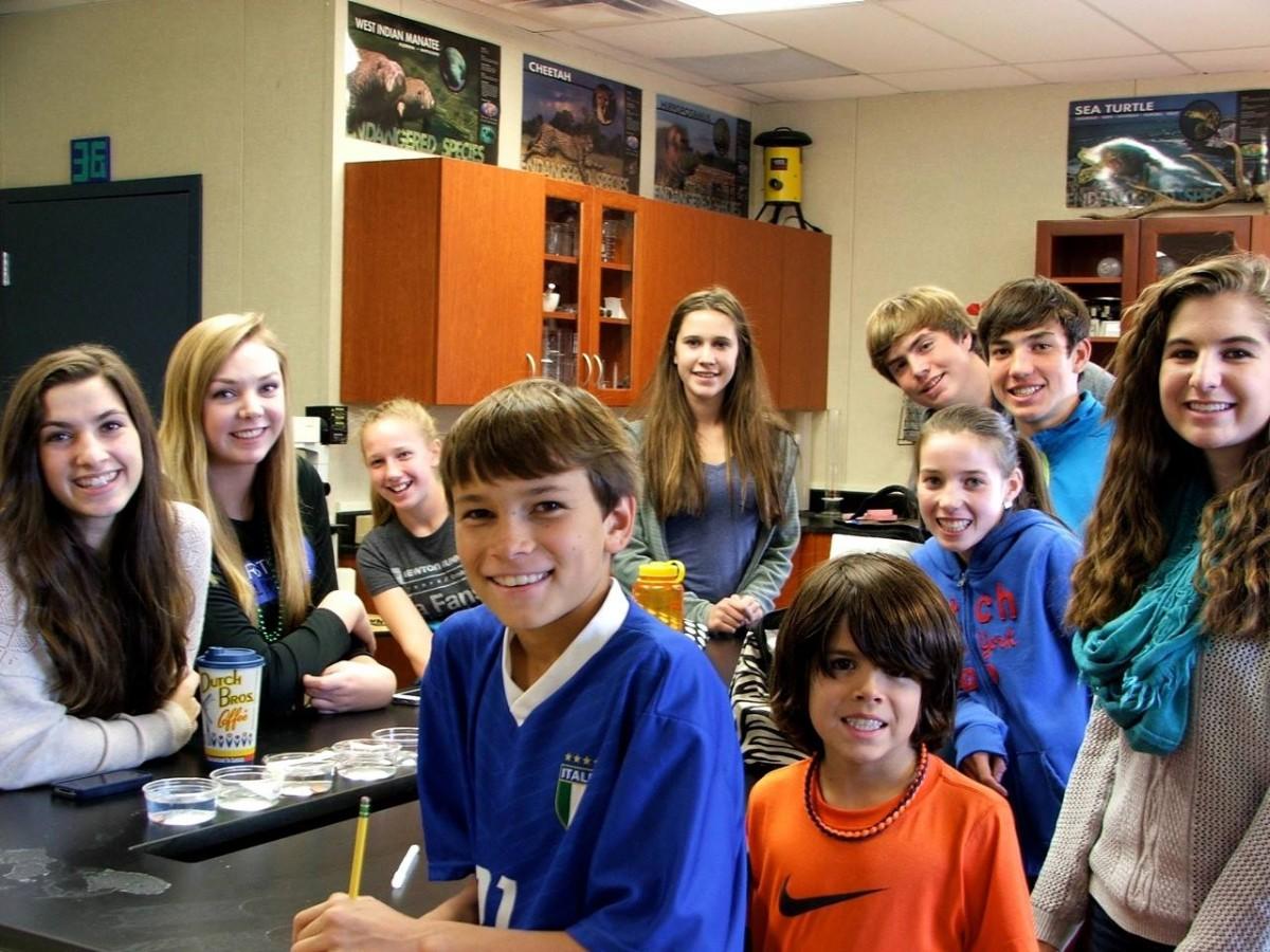 Переход из начальной школы в среднюю