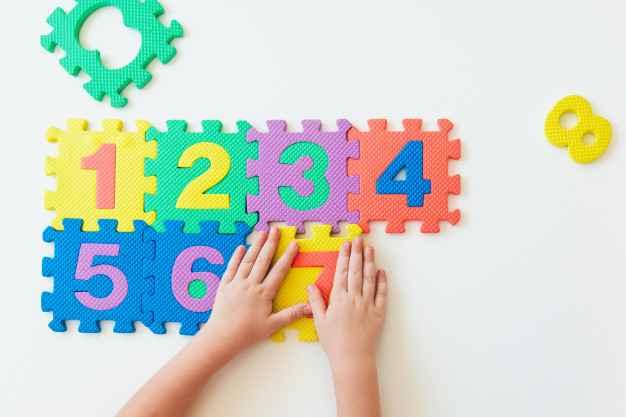 Развиваем логику ребенка