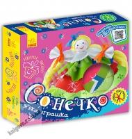 Подарунок власноруч Лялька м'яка іграшка Сонечко Кенгуру Вид: Ранок
