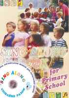 Sing along book for primary school