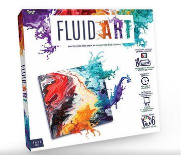 Fluid Art. Мистецтво без меж. Вид-во: Danko Toys