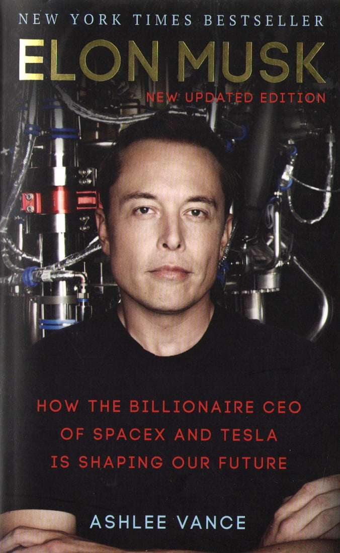 Elon+Musk+.+How+the+Billionaire+CEO+of+Spacex+and+Tesla+is+Shaping+Our+Future - фото 1