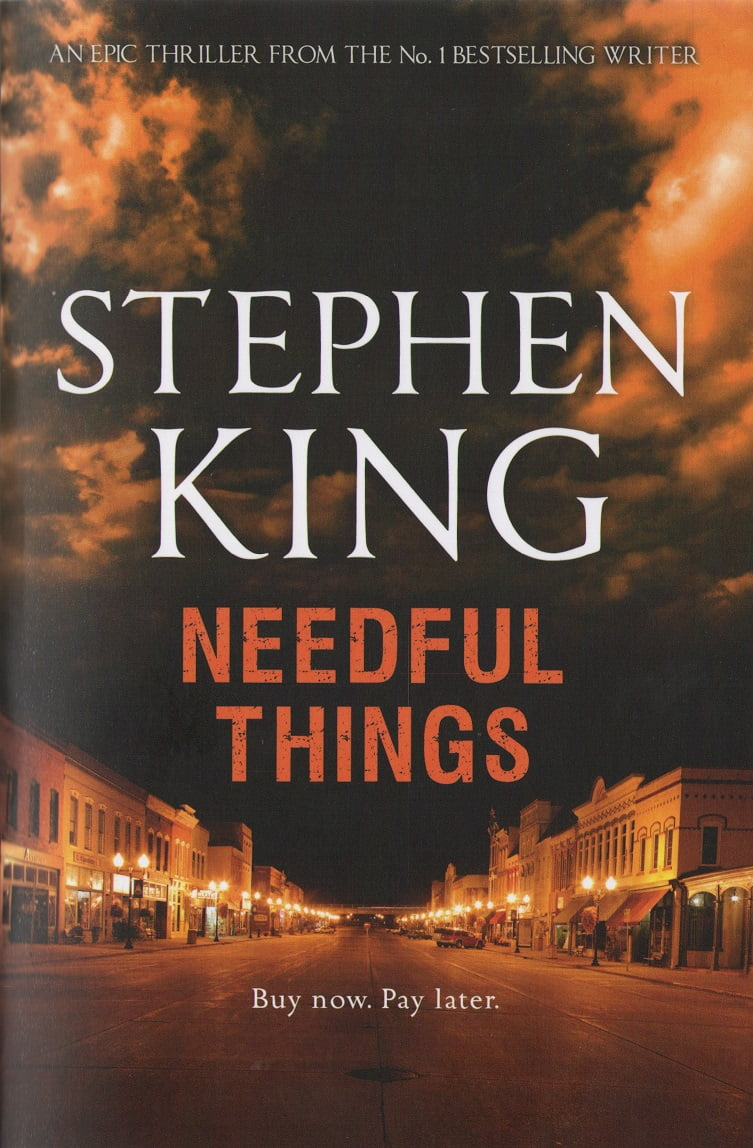 Needful+Things - фото 1